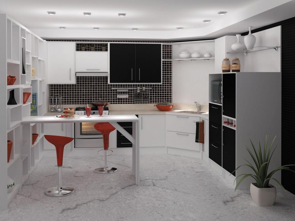 Cozinhas Planejadas Atrativa M Veis Planejados